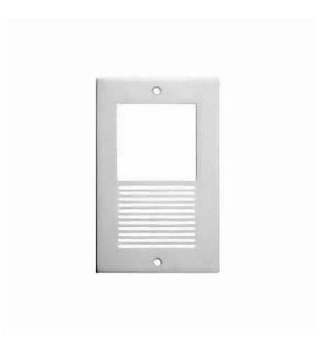 KX-A402 Brushed Stainless Steel Faceplate