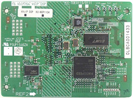 KX-NCP1104 4-Channel VoIP DSP Card