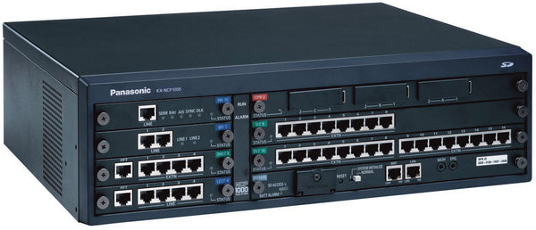 KX-NCP1000 Hybrid IP PBX Control Unit