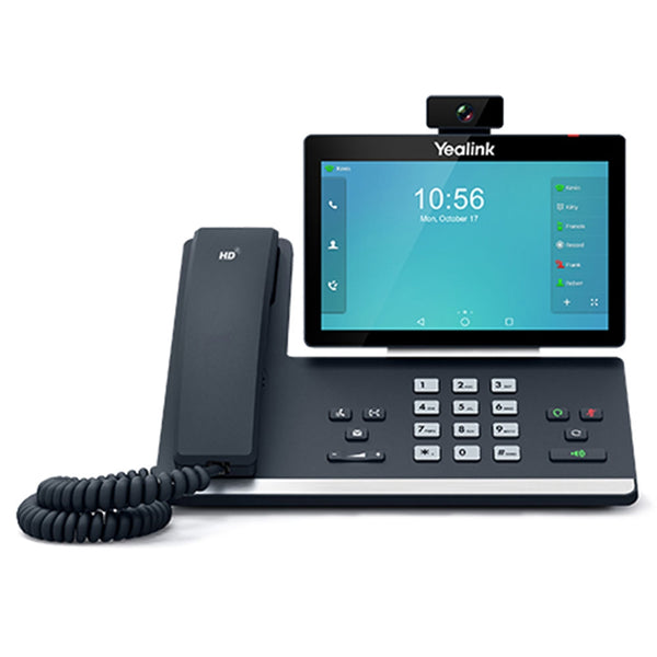 Yealink SIP-T58V IP Phone With Camera