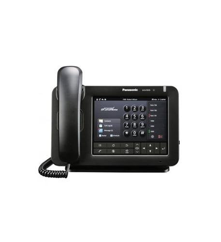 "KX-UT670 Executive SIP Phone 7"" with Color Touch Screen Display and 6 SIP Accounts"
