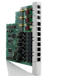 KX-TA82470 8-Port Hybrid Extension Card (TA Only)