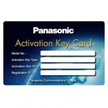 KX-NCS3208 8-Channel IP Soft Phone Activation Key (IPPTS8)