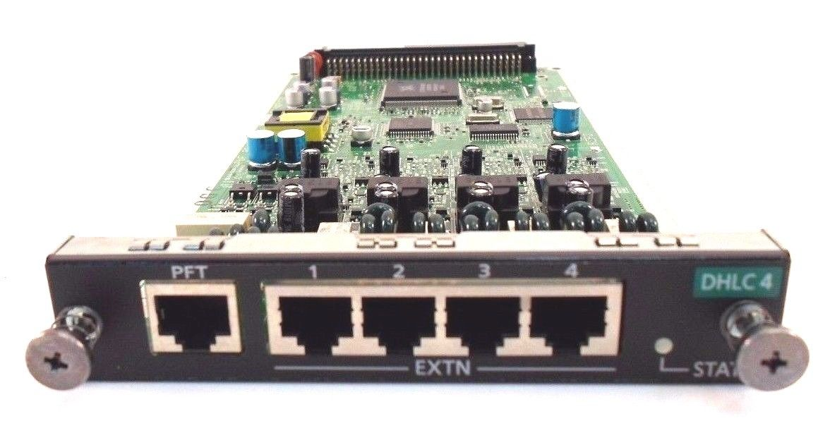 KX-NCP1170 4-Port Digital Hybrid Extension Card