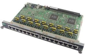 KX-NCP1172 16-Port Digital Extension Card
