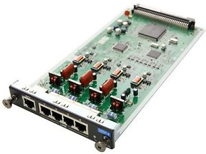 KX-NCP1180 4-Port Analog Trunk Card