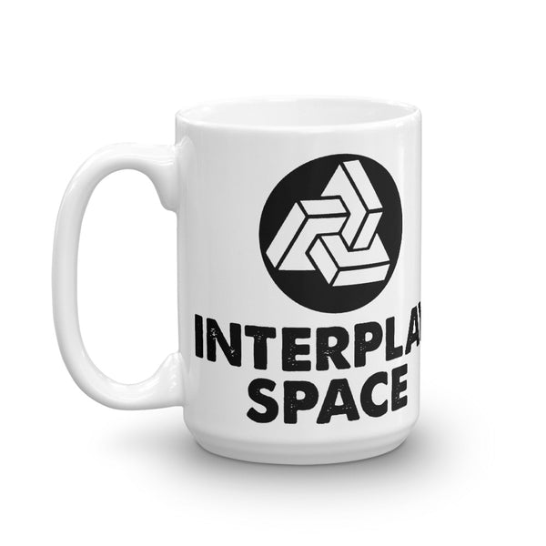 Interplay Space Mug - caltrialshop