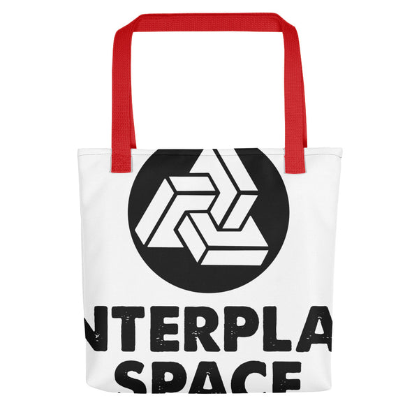 Interlay Space Tote bag - caltrialshop