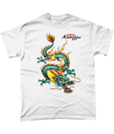 The Dragon - T-Shirt - Moonshine eyewear