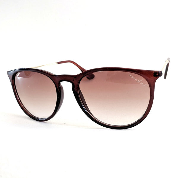 Sundown Root Beer/Sundown fade - Moonshine eyewear