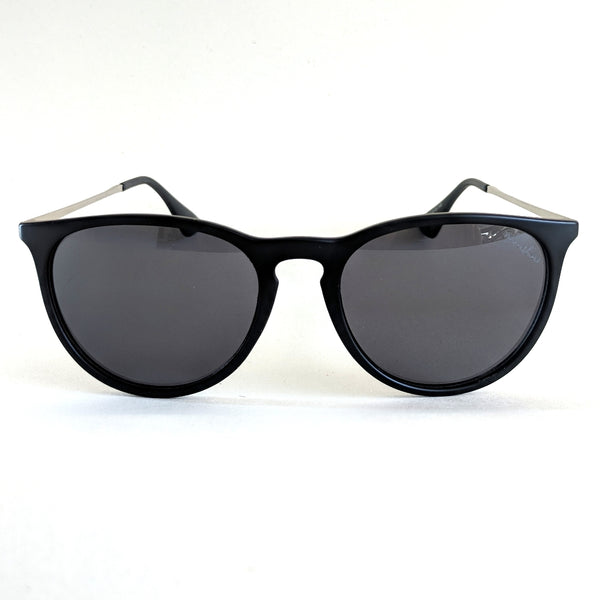 Sundown Matt Black/Black - Moonshine eyewear