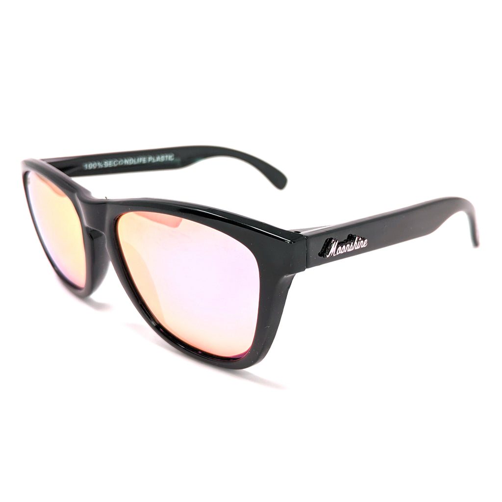ReMix 2.0 Gloss Black & Pink - Moonshine Eyewear