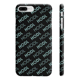 HODL Phone Case - Trader Teal - General Crypto Store