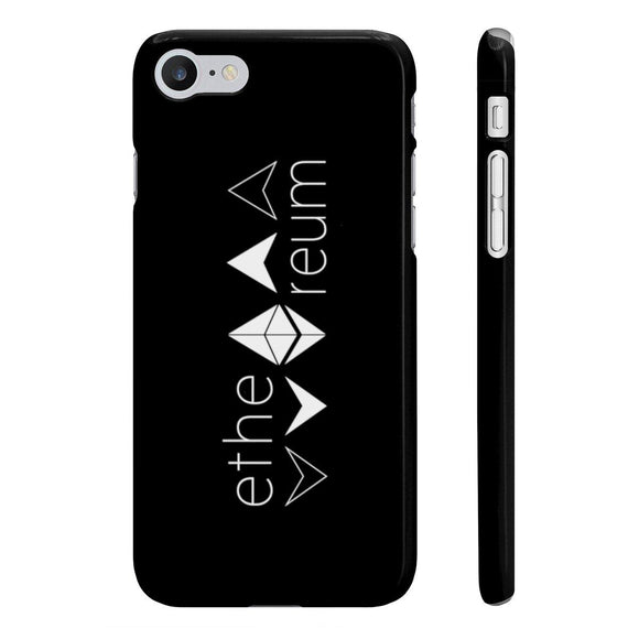 Assemble Ethereum Phone Case - General Crypto Store
