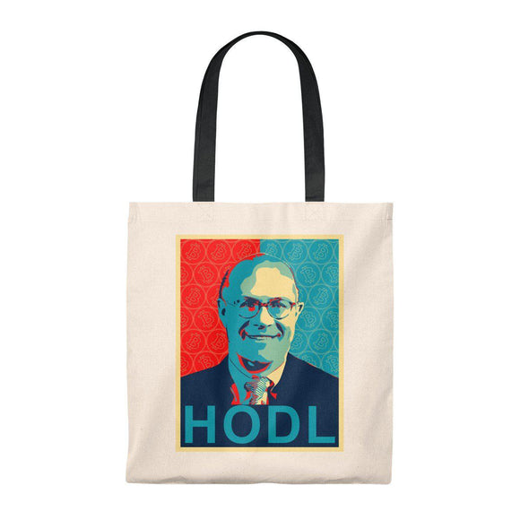 Mr. G. HODL Tote Bag - General Crypto Store