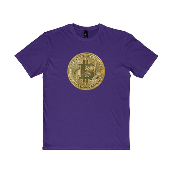 Bitcoin Coin Tee-T-Shirt-General Crypto Store