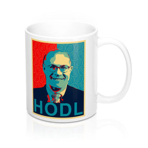 Mr. G. HODL 11oz Mug - General Crypto Store