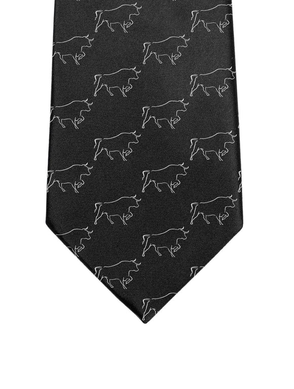Bull Tie - General Crypto Store