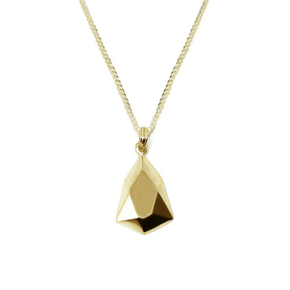 EOS Gold Necklace-Jewelry-General Crypto Store