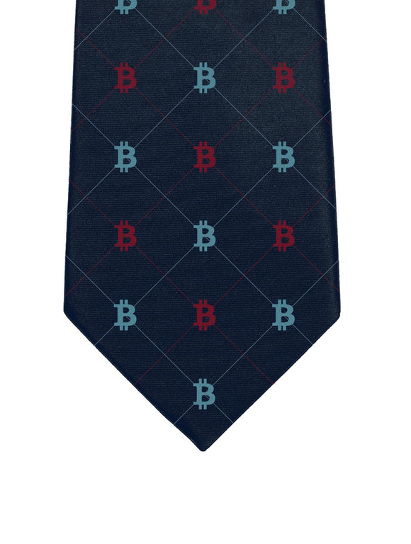 M&T Bitcoin Tie-Ties-General Crypto Store