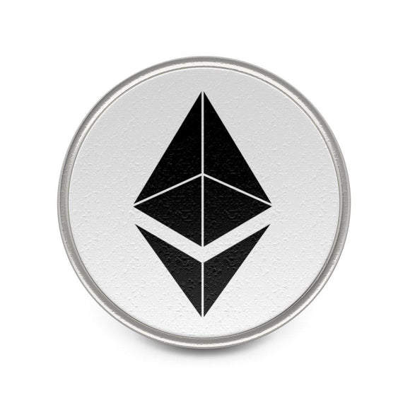 Ethereum Pin-Accessories-General Crypto Store
