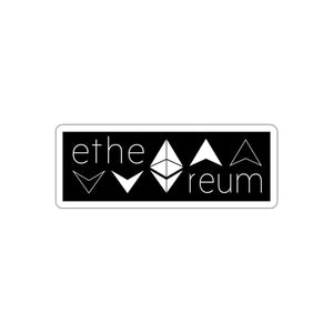 Assemble Ethereum Sticker - General Crypto Store