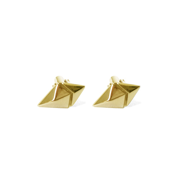 Ethereum Gold Cufflinks-Jewelry-General Crypto Store