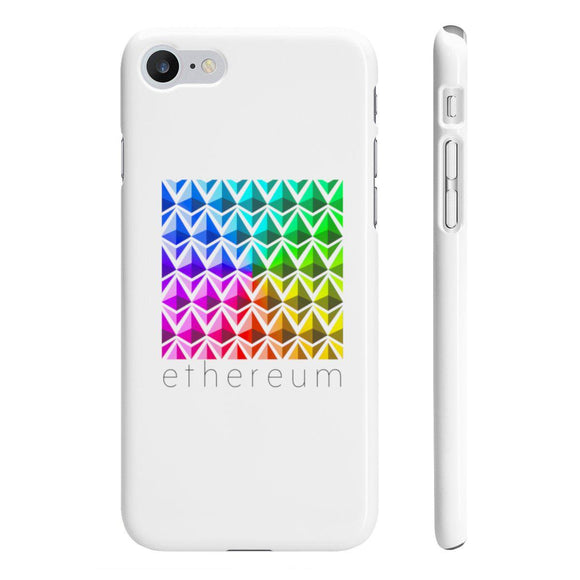 Ethereum Color Phone Case - General Crypto Store