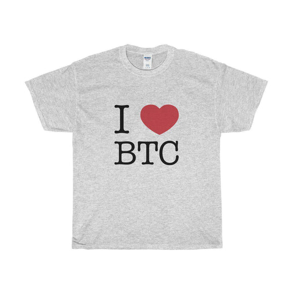 I Heart BTC - General Crypto Store