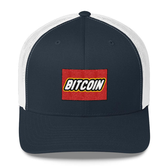 Bitcoin Blocks Hat-General Crypto Store