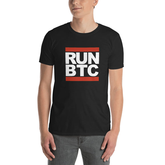 RUN BTC T-Shirt - General Crypto Store