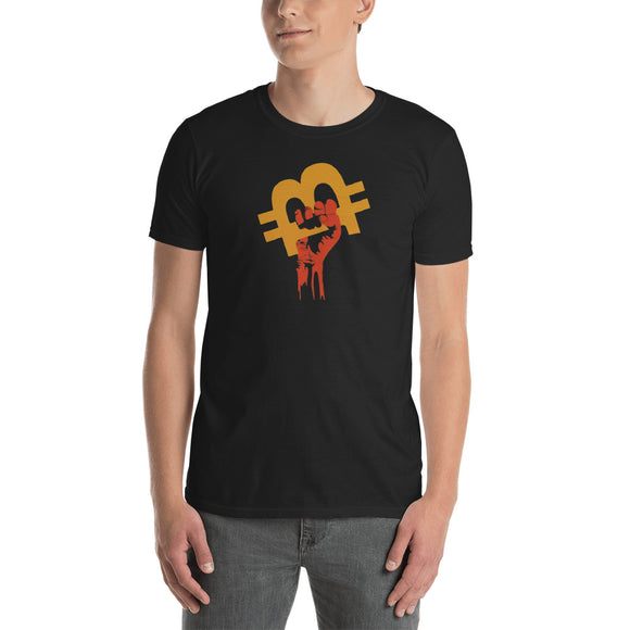 BTC Revolution Tee - General Crypto Store