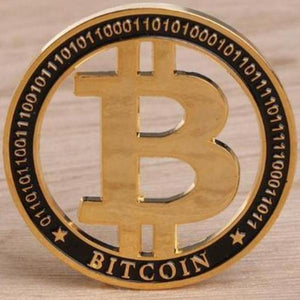 Commemorative Gold BTC - General Crypto Store