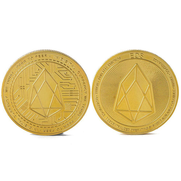 Metal EOS Coin - General Crypto Store
