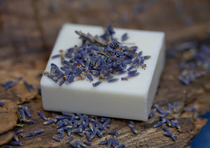 Sweet Lavender, Lemon and Honey Melt and Pour Soap Tutorial DIY