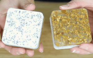 Soap Making Kit Natural Exfoliants