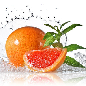 grapefruit mint fragrance oil for candles and soap