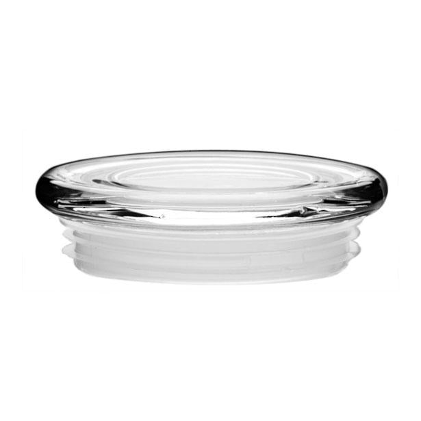 Large Flat Top Glass Lid