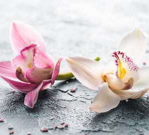 sea salt and orchid fragrance oil for candles and soap