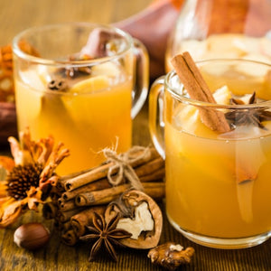 spiced mulled cider and chestnuts fragrance oil