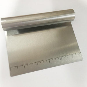 straight steel metal soap cutter