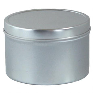 candle tin 8 oz 16 oz