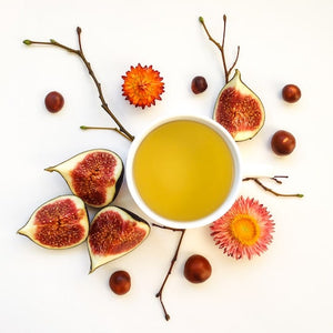 white tea and fig fragrance oil