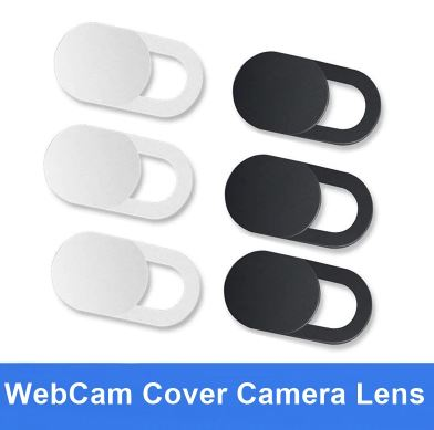 Webcam Cover for Privacy 3 Pack