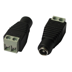 303-005 2.1mm CCTV DC Power Jack Plug Female Connector