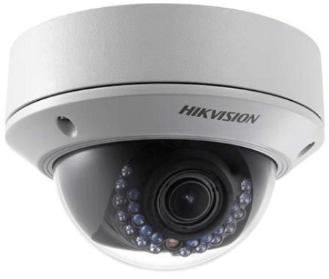 Hikvision DS-2CD2742FWD-IZ 4MP Motorized VF Dome IPC