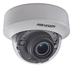 CT110 Hikvision DS-2CE56F7T-AITZ 3MP Motorised VF EXIR TVI Dome