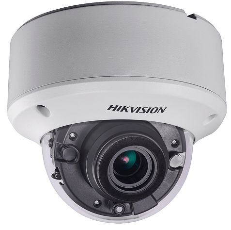 Hikvision DS-2CE56F7T-AVPIT3Z 3MP Motorised VF EXIR TVI Dome