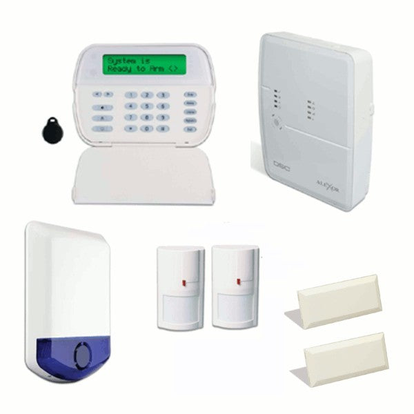 DSC KIT49523 ALEXOR 2-way wireless system