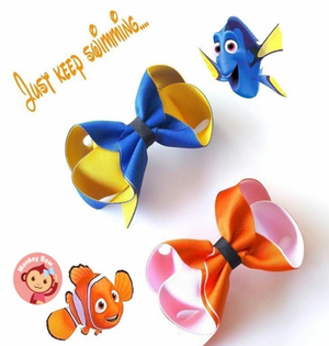 Petit Pack - Nemo & Dory (Medium)